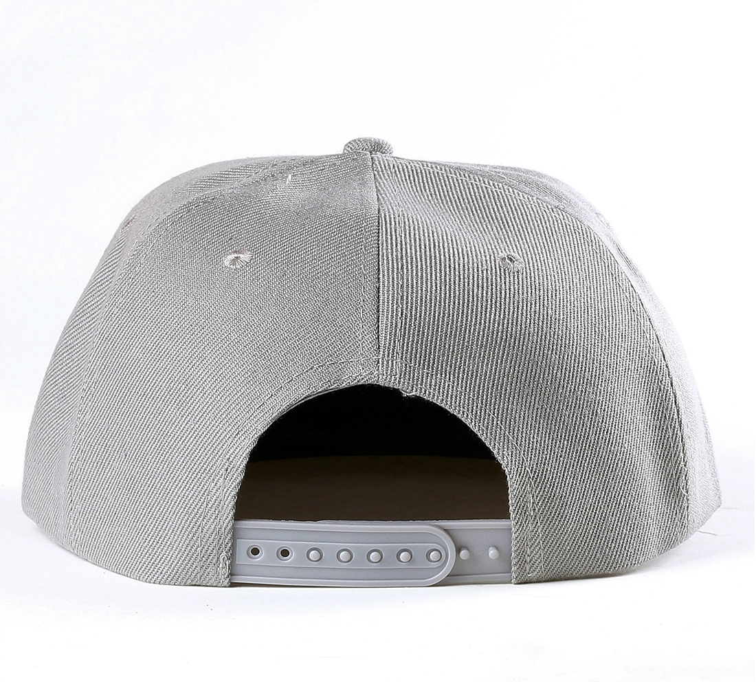 MELVIN SNAP BACK - GREY
