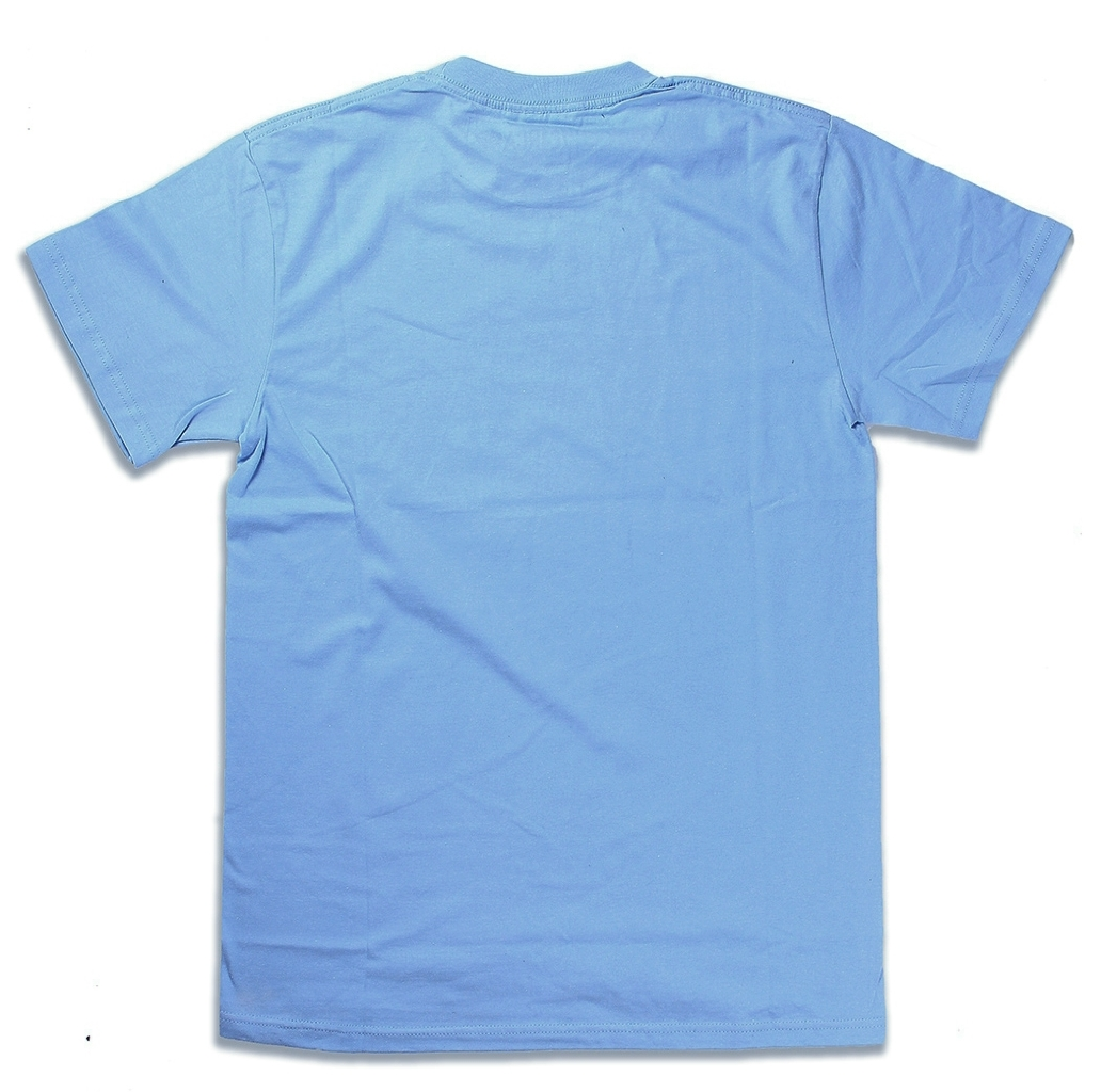 COMBAT T-SHIRT - LIGHT BLUE