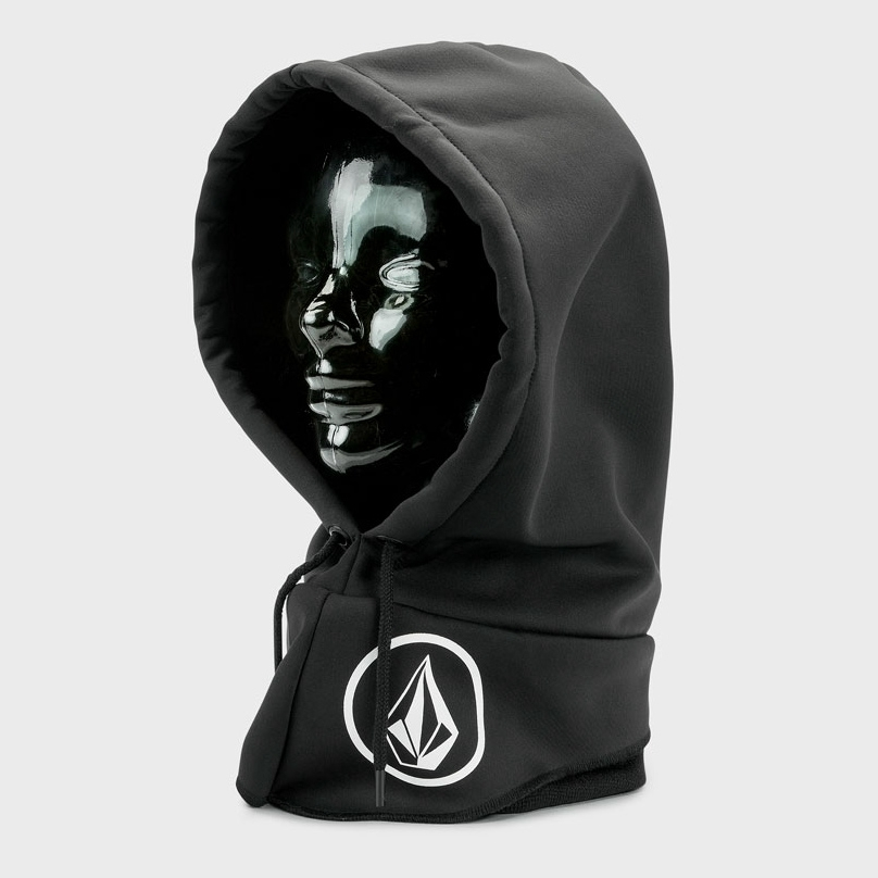 V.CO HOOD WARMER - BLK