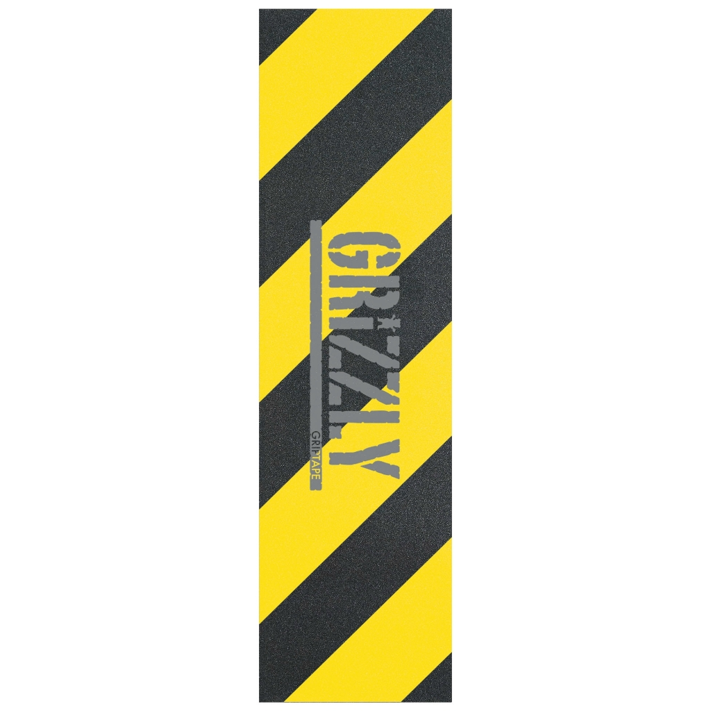 HAZARD STAMP GRIP - YELLOW
