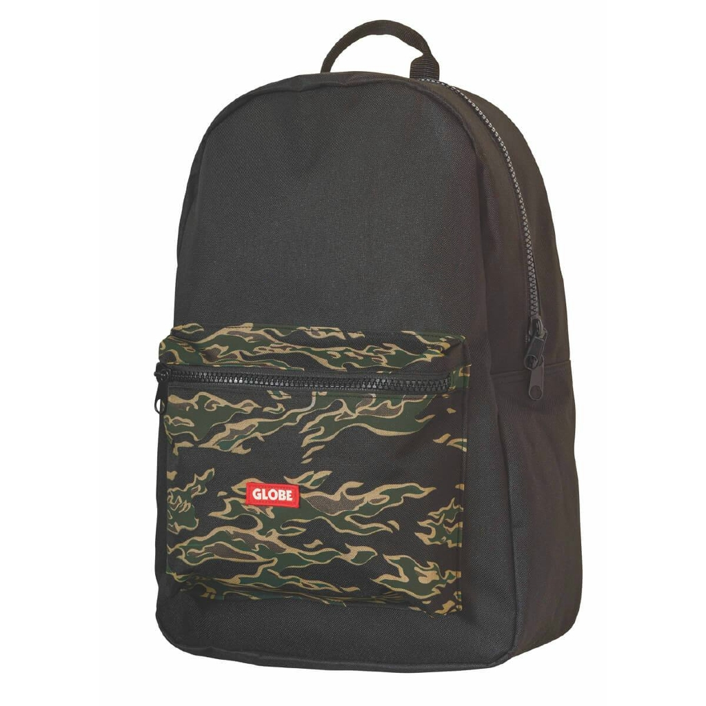 Deluxe Backpack - Tiger Camo