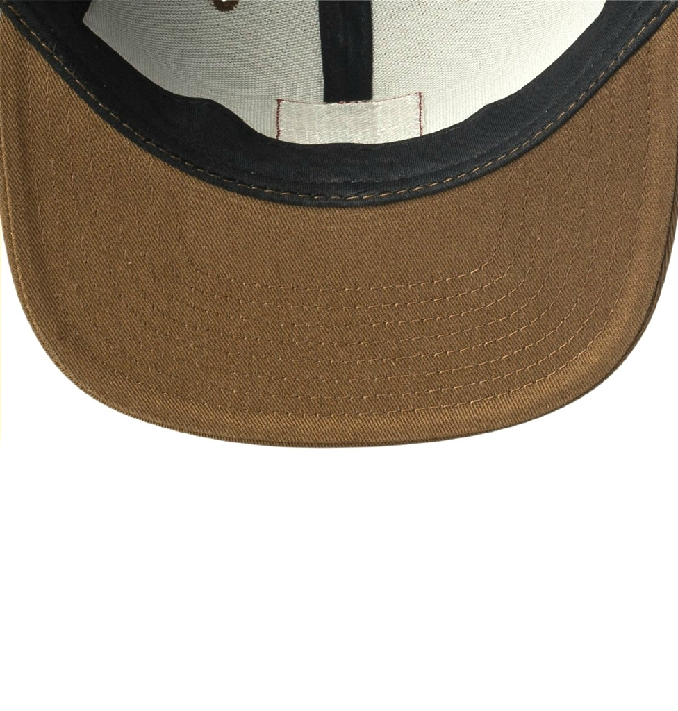DEN SNAPBACK HAT - COFFEE