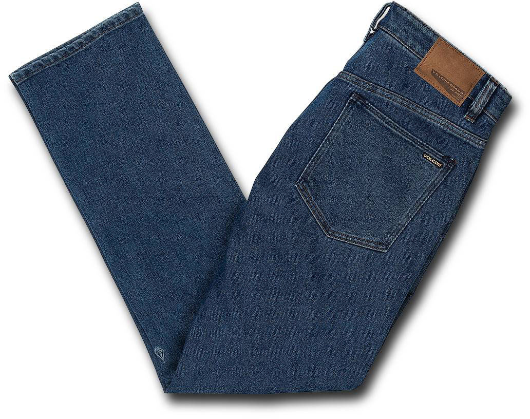 SOLVER DENIM - STANDARD ISSUE BLUE