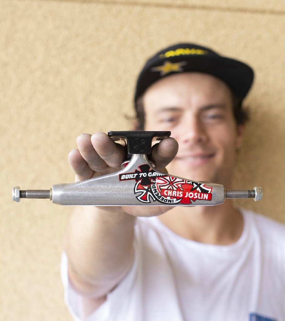forged hollow chris joslin - Standard silver black 144