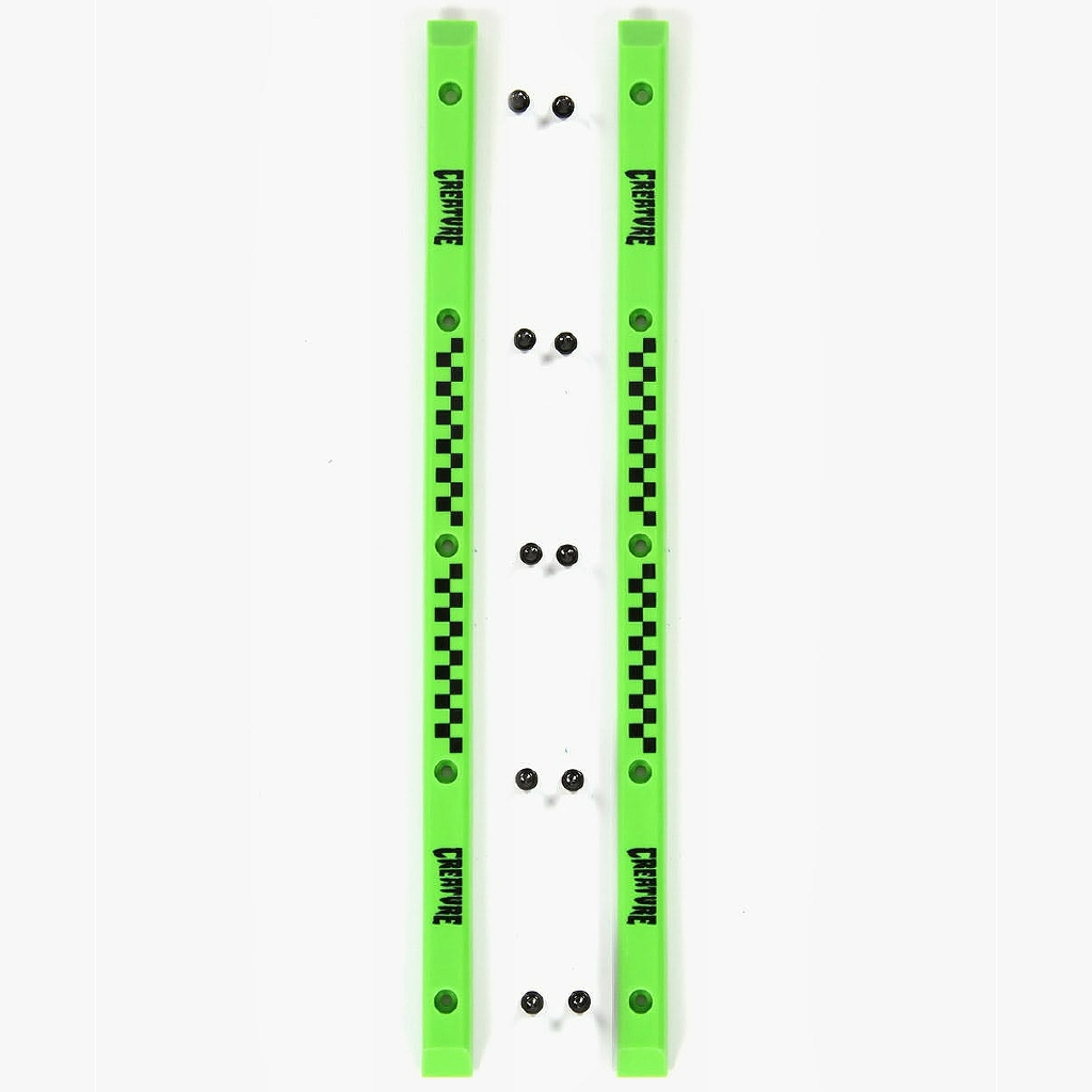 Creature Sliders Rails Green - Green