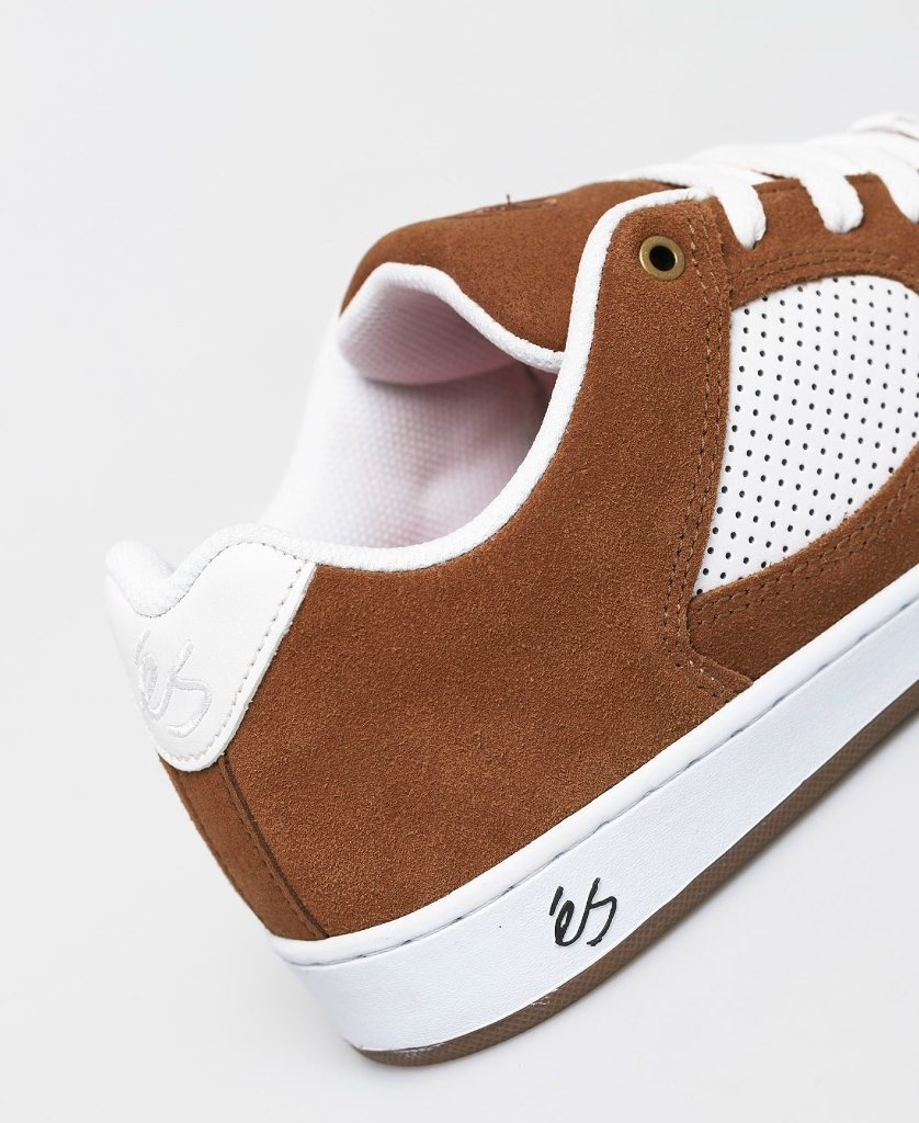 ACCEL SLIM - BROWN/WHITE