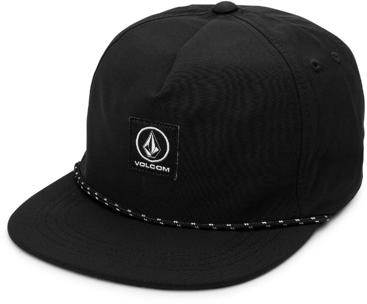 BOX STONE TRAIL CAP - BLACK