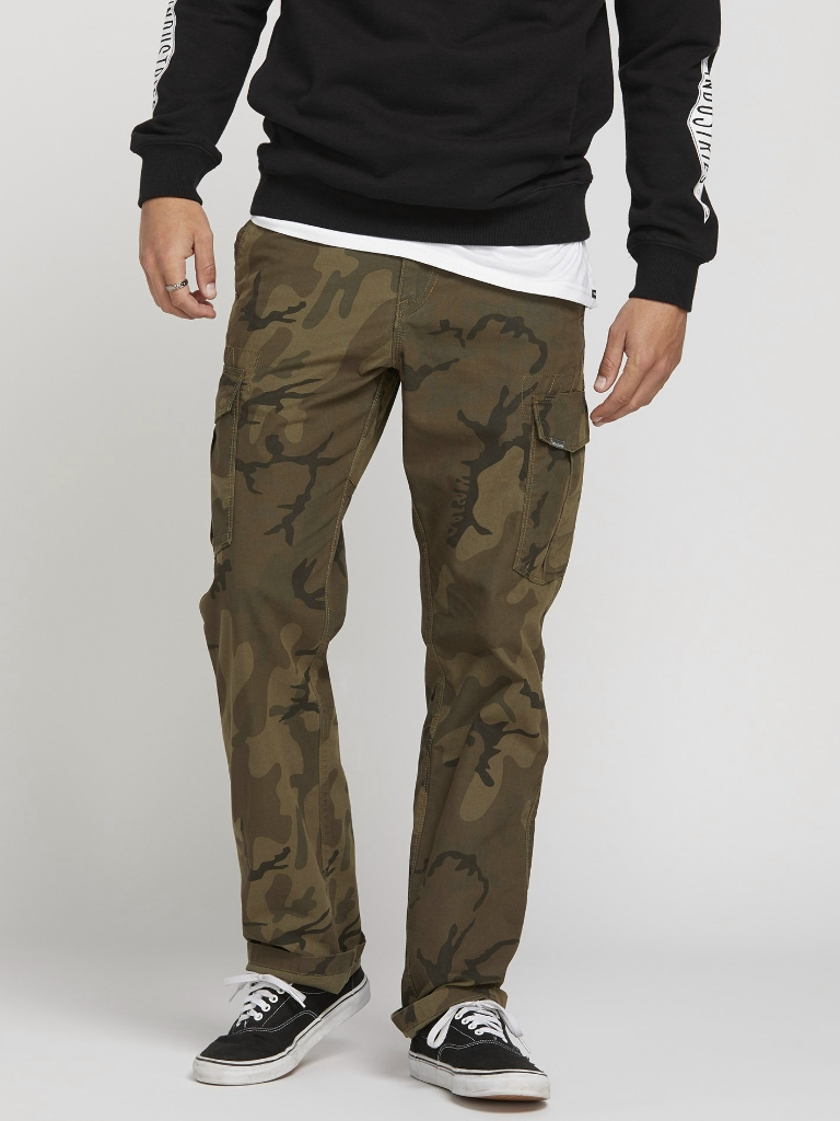 MITER II CARGO PANT - CAMOUFLAGE