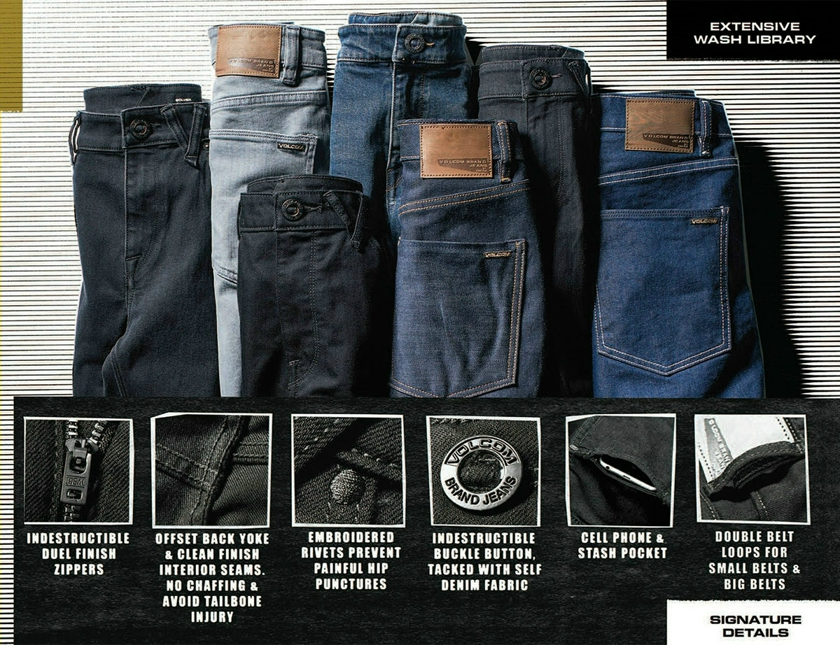 SOLVER DENIM - OLD