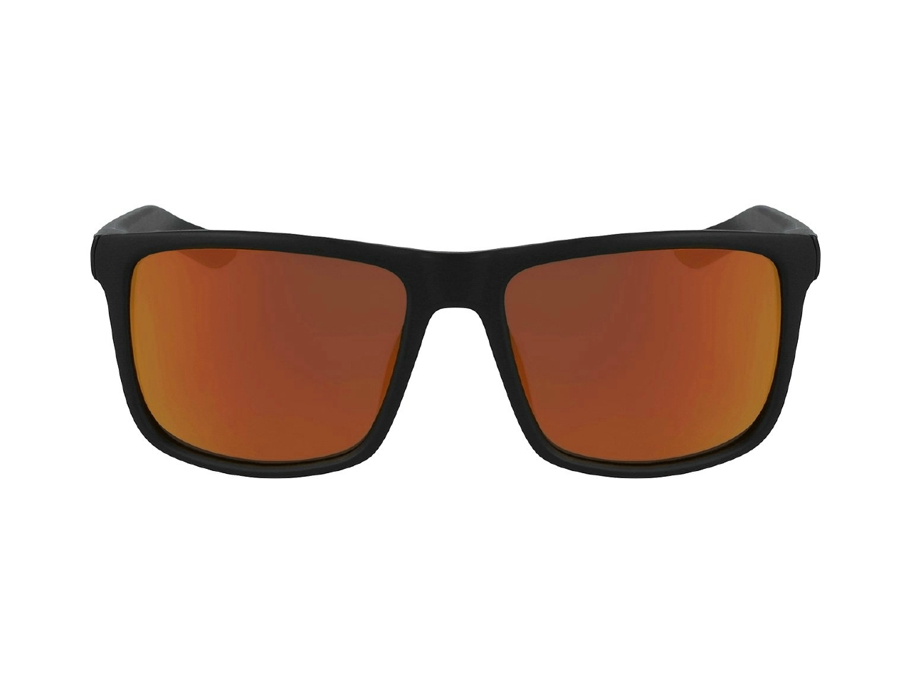 MERIDIEN - MATTE BLACK/LUMALENS ORANGE IONIZED