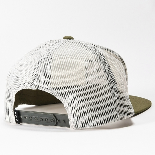 VA ALL THE WAY TRUCKER HAT - CREAM