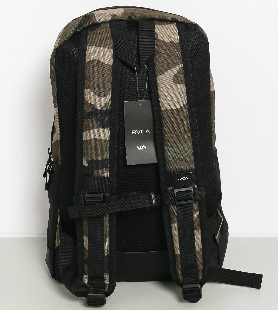 CURB BACKPACK - CAMO