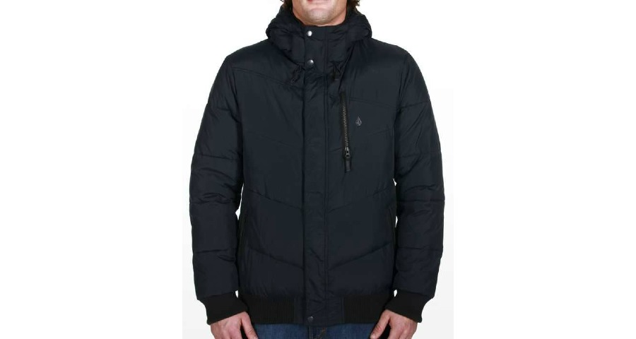 One Meter Puff Jacket - Blk