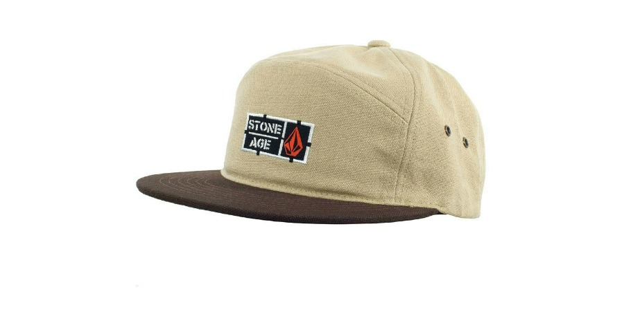 SOLID BREAK HAT - KHA