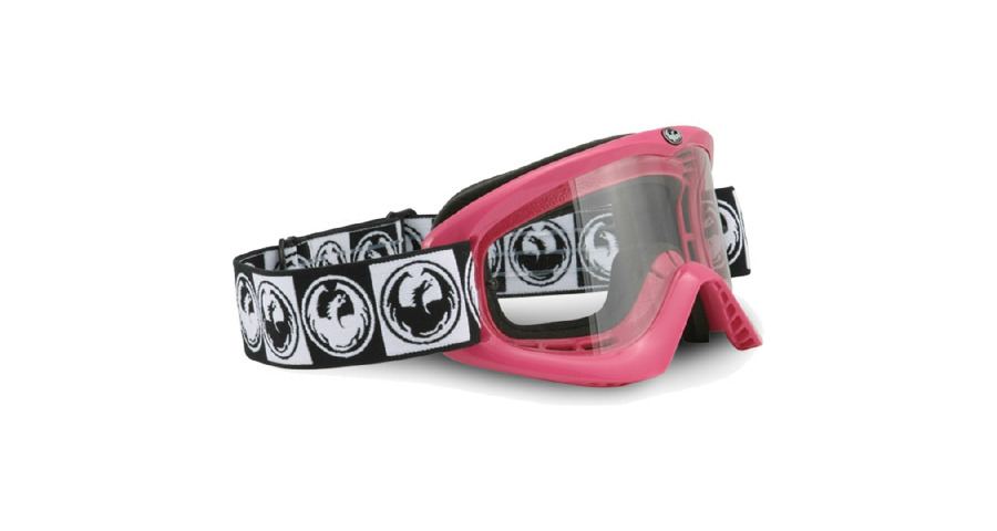 MDX Youth - Lite Pink/Clear