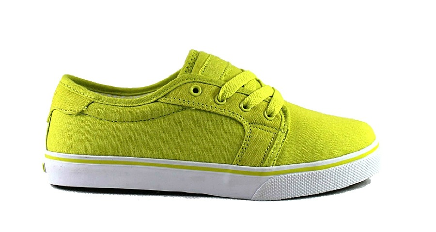 Forte Kids - Fluro Yellow/White