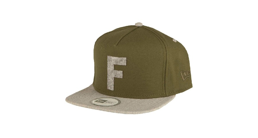 FStop New Era - Surplus Green/Heather Grey