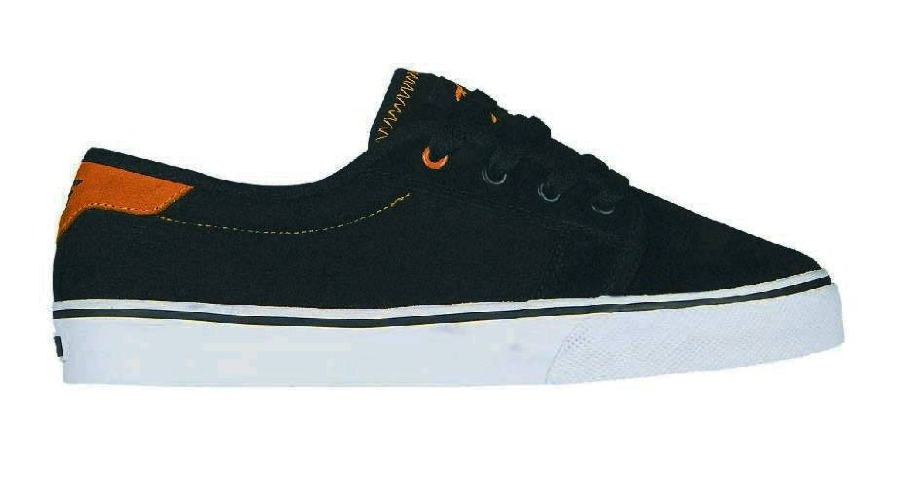 Kids Forte - Black/Orange/Fury
