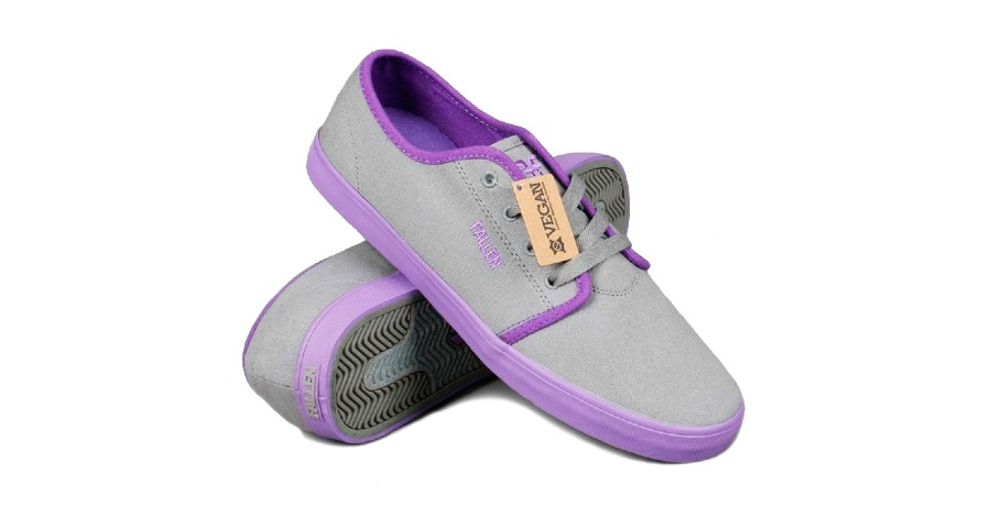 Daze - CEMENT GREY/ GRAPE PURPLE