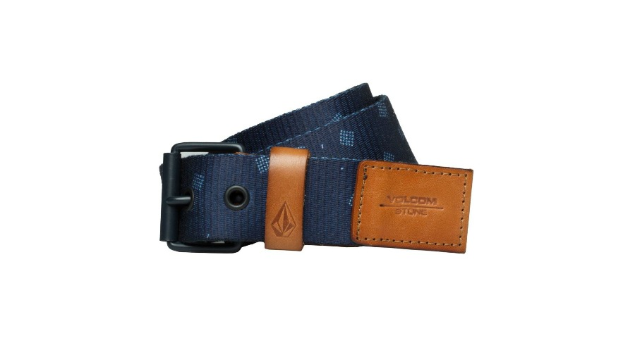 BACK COUNTRY BELT - NAVY