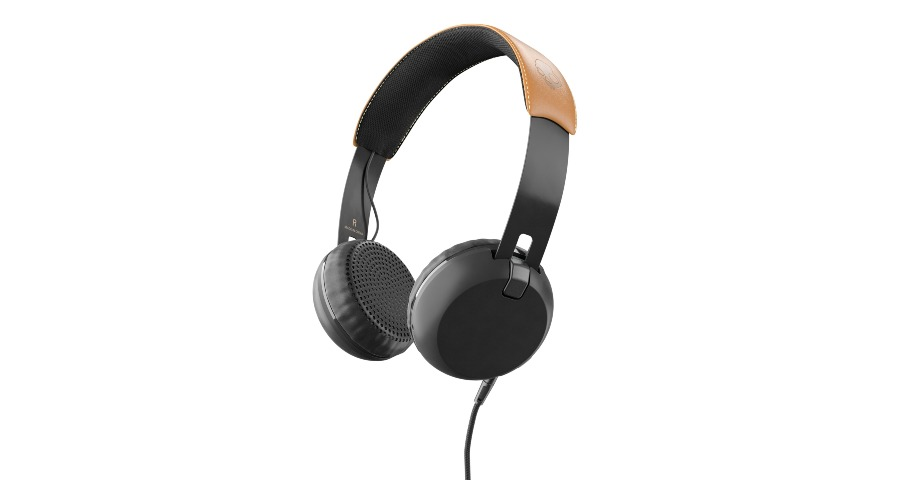 Grind On-Ear - Black/Black/Tan w/Taptech