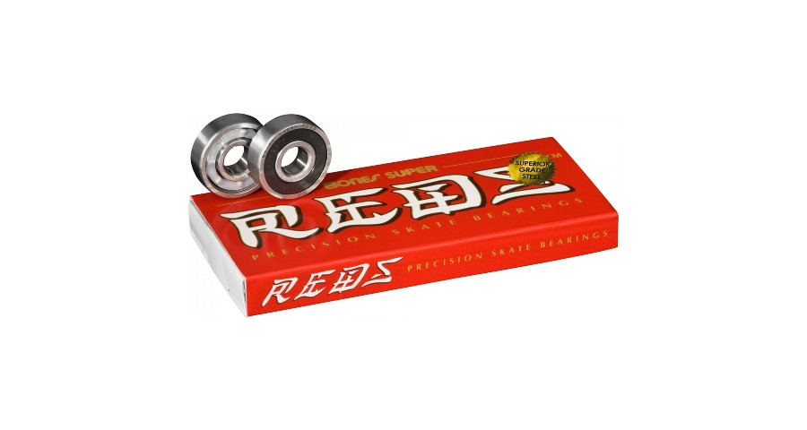 Bearings Reds - Black