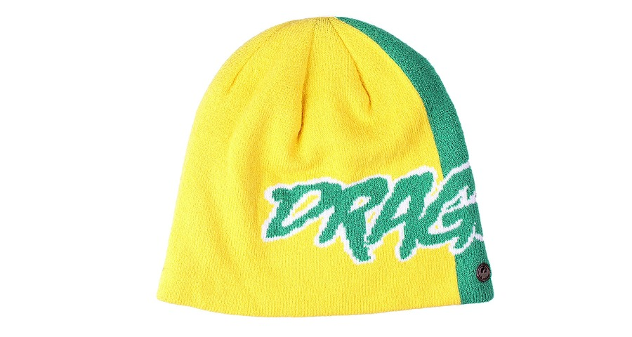 Pop Block Beanie - Green