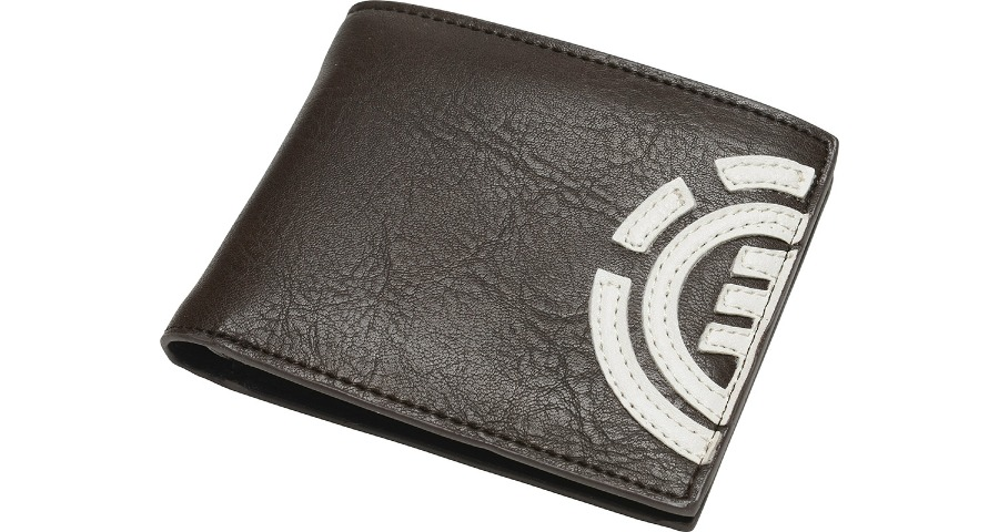 DAILY WALLET - BROWN BEAR