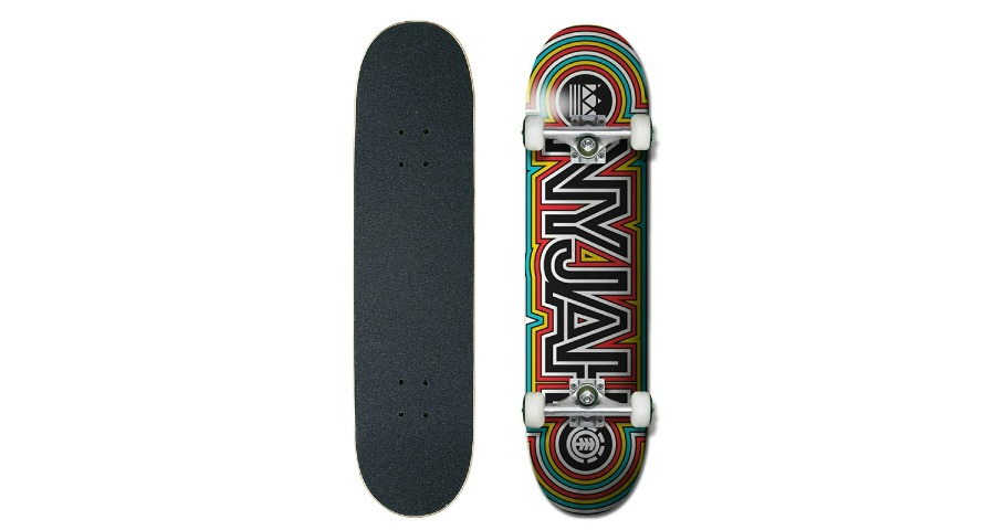 NYJAH GIANT - Rainbow