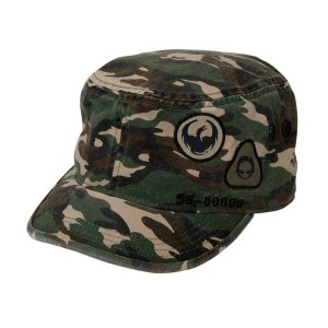Reactor Military Hat - Camo