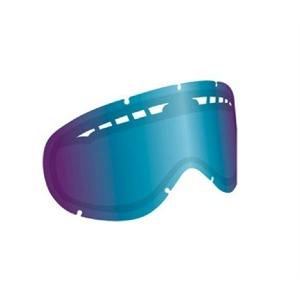 DX Repl Lens - Blue Ionized