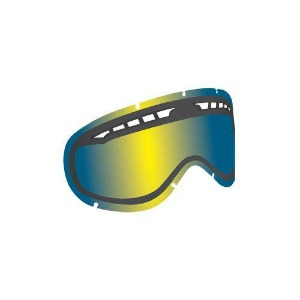 DX Repl Lens - Yellow Blue Ionized