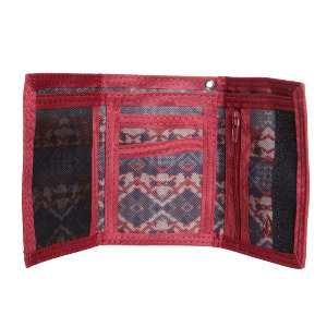 CELESTIAN PRINTED CLOTH WALLET - BRT