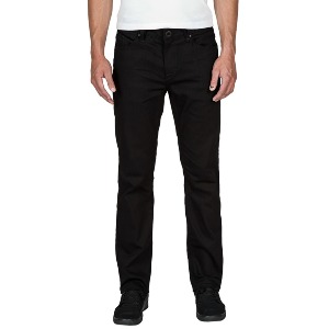 SOLVER DENIM - BLACK ON BLACK