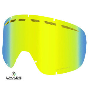 D1 Repl Lens - Yellow Blue Ionized