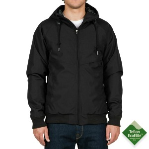 HERNAN JKT UPDATE - BLACK