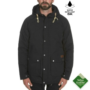 WENSON WINTER PARKA - BLACK