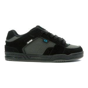Scribe - Black/Charcoal/Blue