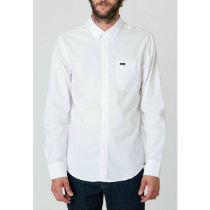 THAT'LL DO OXFORD LS - WHITE