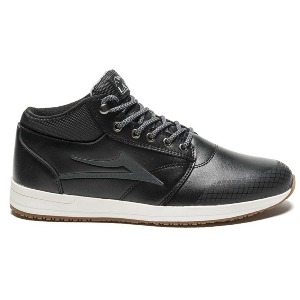 GRIFFIN MID WNTR - BLACK LEATHER