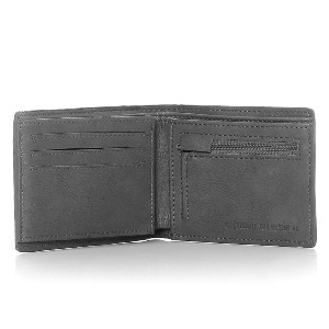 DAILY WALLET - STONE GREY