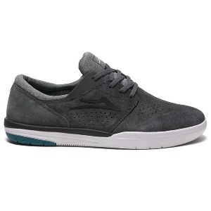 FREMONT - CHARCOAL SUEDE