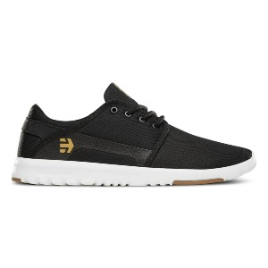 SCOUT - BLACK/WHITE/GUM