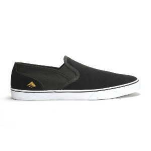 PROVOST CRUISER SLIP - BLACK/WHITE