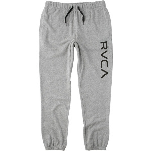 BIG RVCA SWEAT PANT - ATHLETIC HEATHE