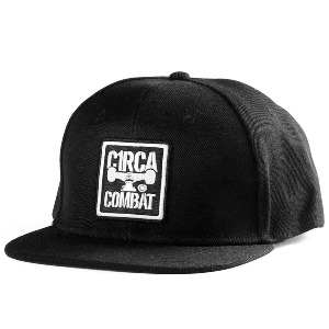 COMBAT SNAP BACK - BLACK
