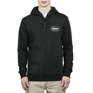 SUPPLY STONE ZIP - BLACK