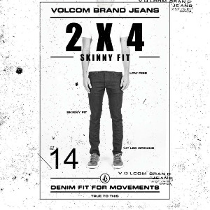 2X4 DENIM - RNS