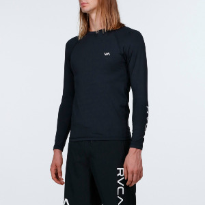 VA SPORT COMP LS - BLACK