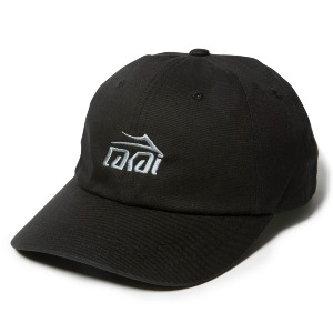 LOGO DAD HAT - BLACK